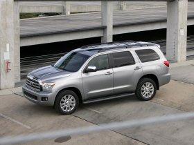 Ver foto 10 de Toyota Sequoia 2008