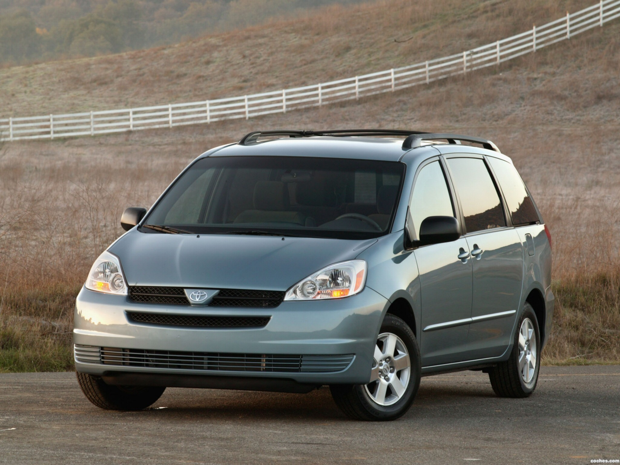 Foto 0 de Toyota Sienna 2004
