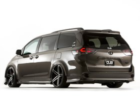 Ver foto 3 de Toyota Sienna Dub Edition Concept 2014