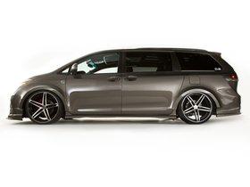 Ver foto 2 de Toyota Sienna Dub Edition Concept 2014