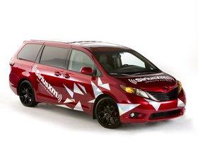 Ver foto 4 de Toyota Sienna Remix Concept 2014