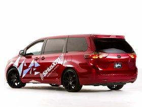 Ver foto 3 de Toyota Sienna Remix Concept 2014