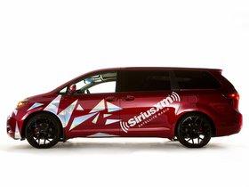Ver foto 2 de Toyota Sienna Remix Concept 2014