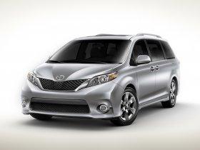 Fotos de Toyota Sienna