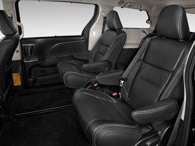 Ver foto 9 de Toyota Sienna SE 2014