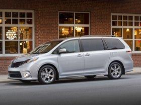 Ver foto 15 de Toyota Sienna SE 2014