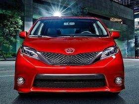 Ver foto 7 de Toyota Sienna SE 2014