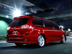 Ver foto 3 de Toyota Sienna SE 2014
