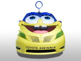 Ver foto 2 de Toyota Sienna Spongebob Movie Car 2014