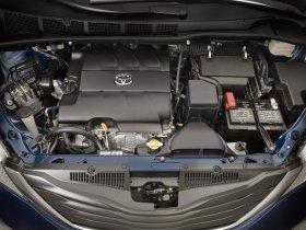 Ver foto 6 de Toyota Sienna XLE 2010