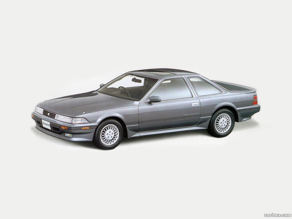 Foto 0 de Toyota Soarer Z20 1986