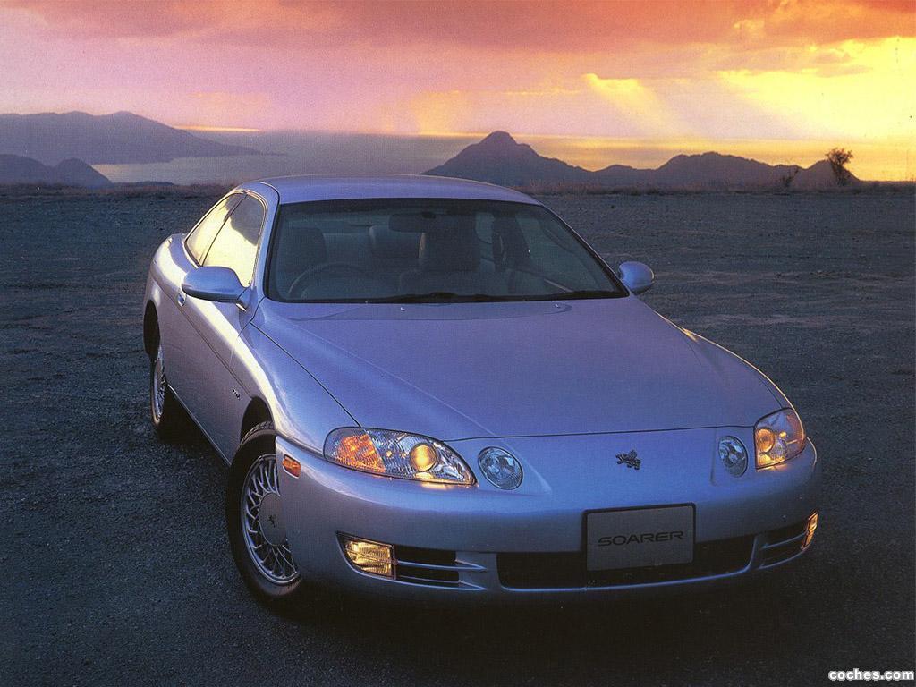 Foto 0 de Toyota Soarer Z30 1991
