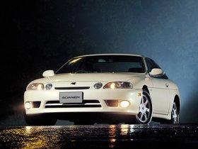 Ver foto 1 de Toyota Soarer Z30 1996