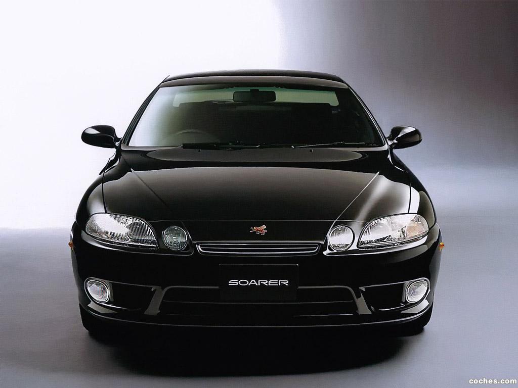 Foto 5 de Toyota Soarer Z30 1996