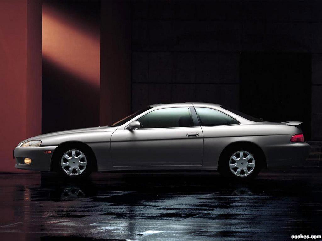 Foto 2 de Toyota Soarer Z30 1996