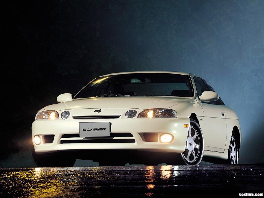 Foto 0 de Toyota Soarer Z30 1996
