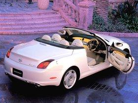Ver foto 7 de Toyota Soarer Z40 2001