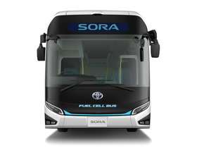 Ver foto 5 de Toyota Sora Fuel Cell Bus 2017