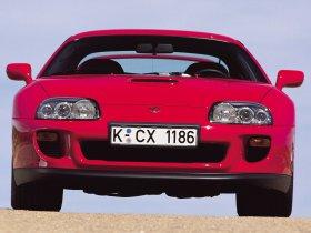 Ver foto 3 de Toyota Supra 1993
