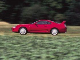 Ver foto 2 de Toyota Supra 1993
