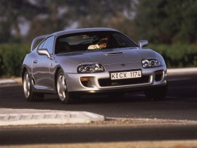 Ver foto 1 de Toyota Supra 1993