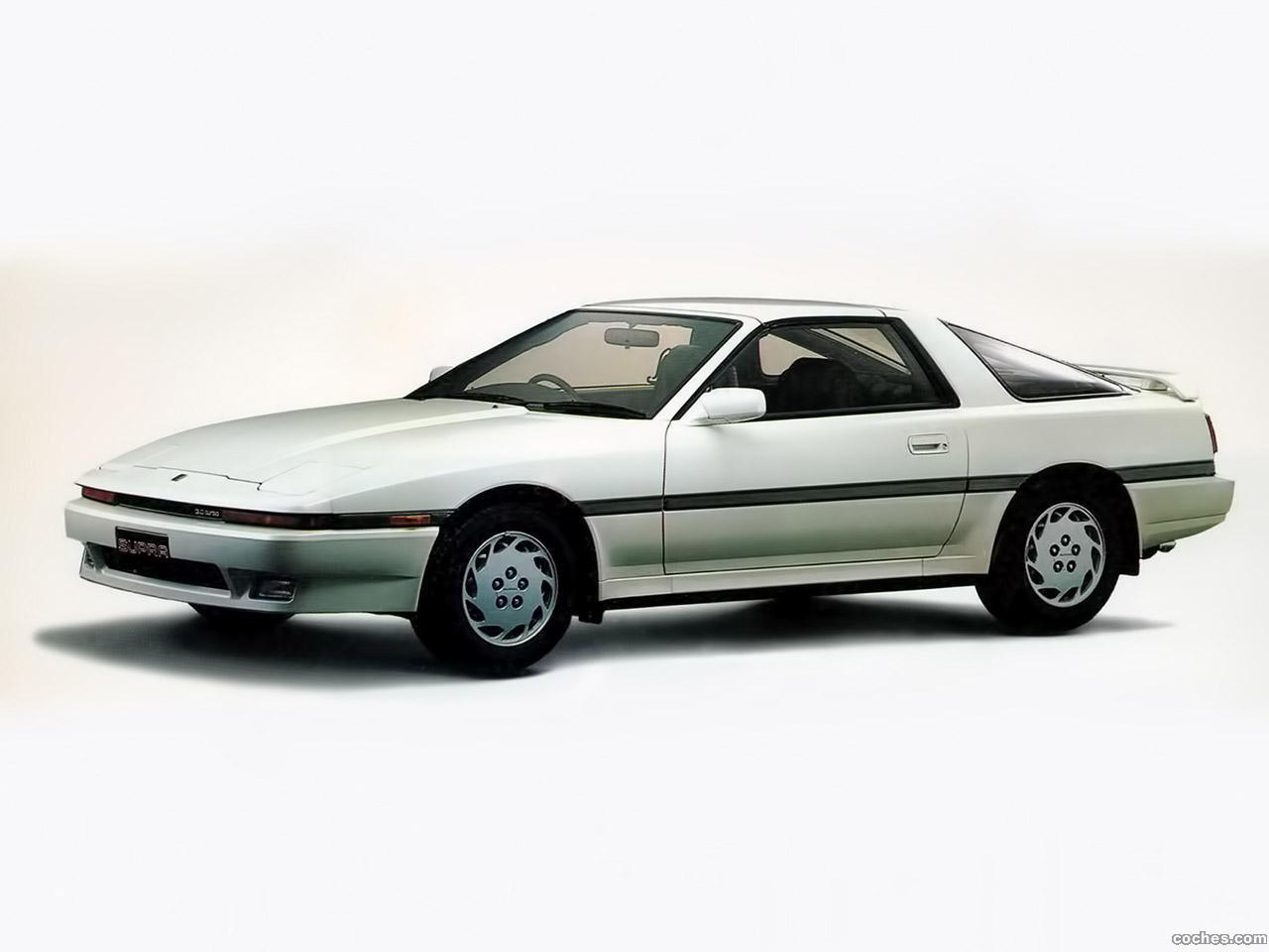 Foto 0 de Toyota Supra 3.0 GT Turbo Limited MA70 1987