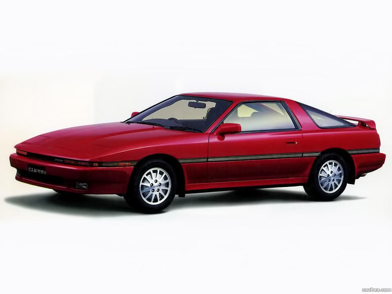 Foto 0 de Toyota Supra 3.0 GT Turbo MA70 1986