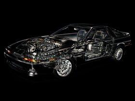 Ver foto 9 de Toyota Supra 3.0 Turbo Sport Roof USA MA70 1987