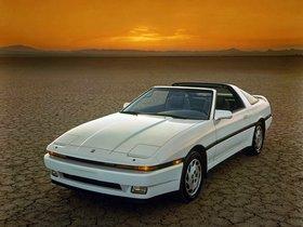 Ver foto 6 de Toyota Supra 3.0 Turbo Sport Roof USA MA70 1987