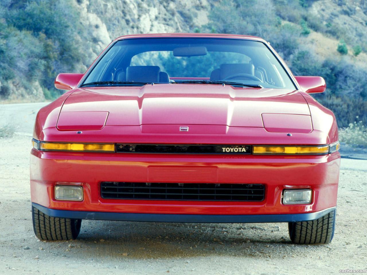 Foto 1 de Toyota Supra 3.0 Turbo Sport Roof USA MA70 1987
