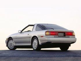 Ver foto 5 de Toyota Supra 3.0 Turbo Sport Roof USA MA70 1989