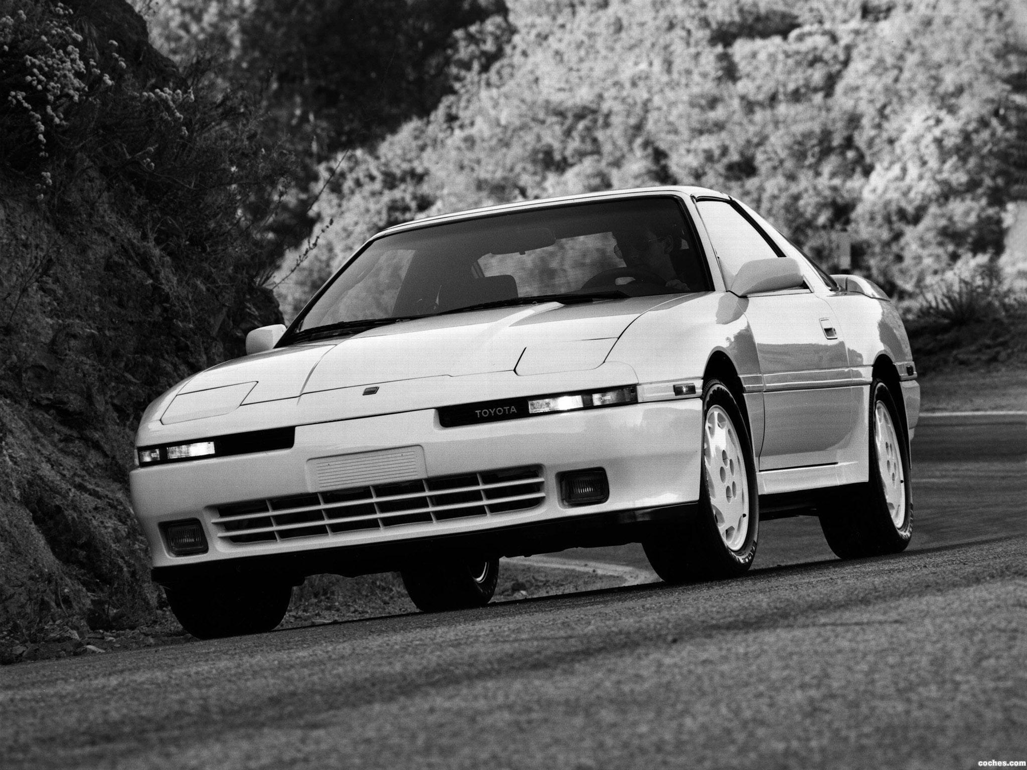 Foto 0 de Toyota Supra 3.0 Turbo Sport Roof USA MA70 1989