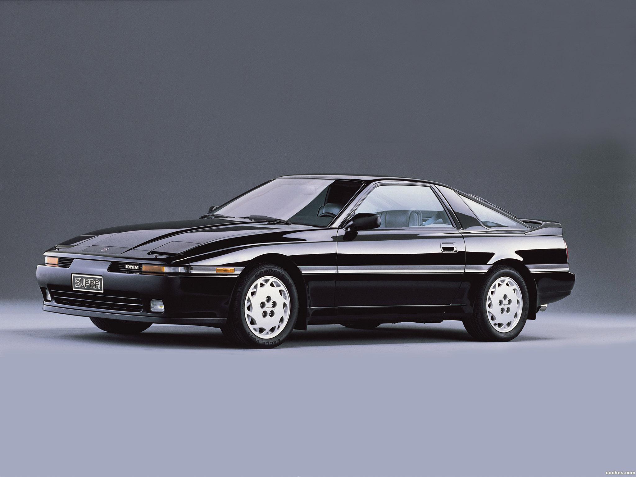 Foto 0 de Toyota Supra 3.0 Turbo Sports Liftback USA MA70 1989
