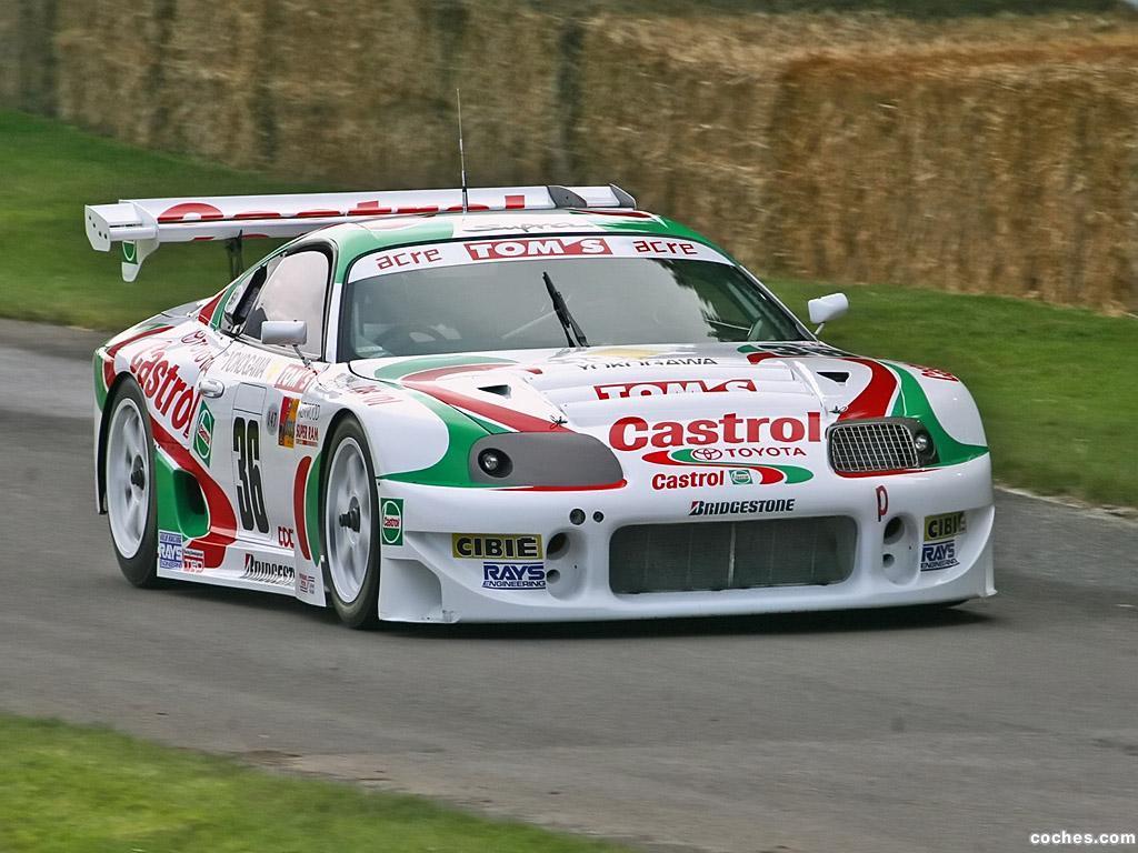 Foto 0 de Toyota Supra GT500 Toms 1997