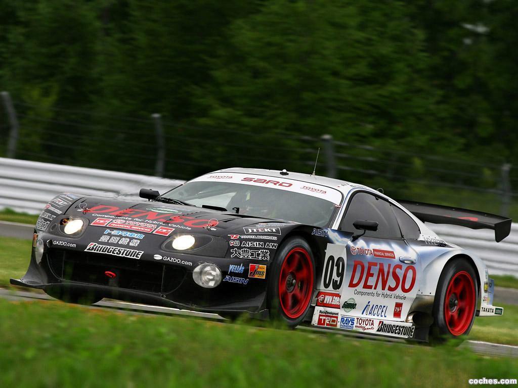 Foto 0 de Toyota Supra HV-R 2007