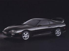 Fotos de Toyota Supra SZ-R JZA80 1996