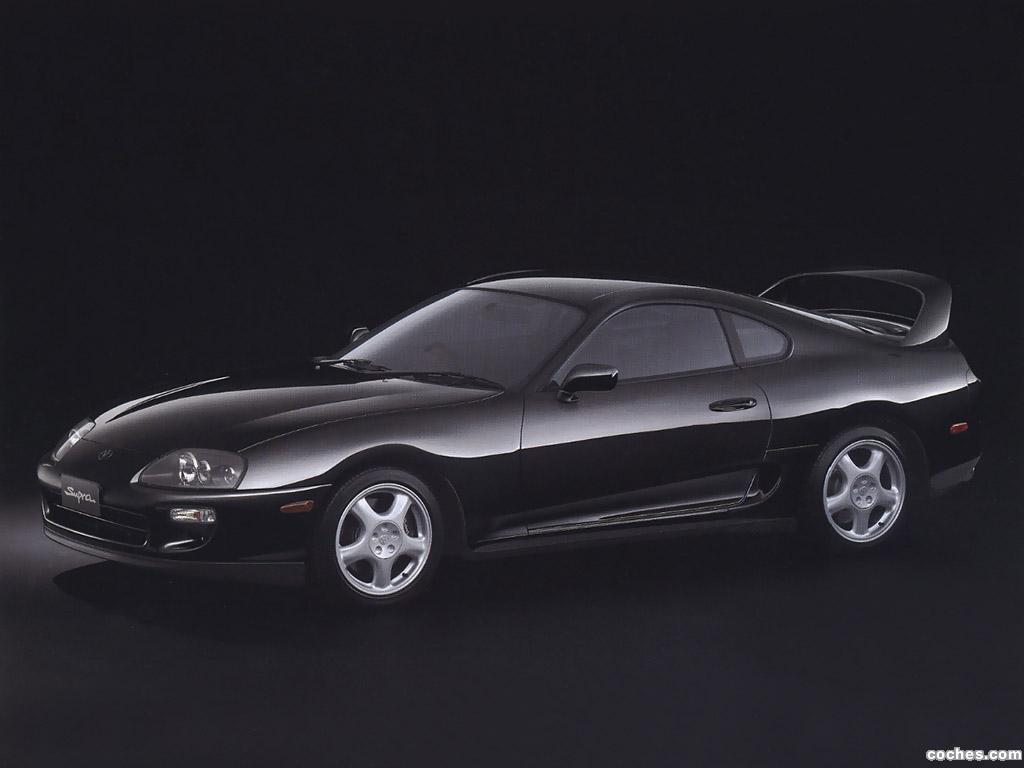 Foto 0 de Toyota Supra SZ-R JZA80 1996