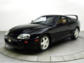 Ver foto 1 de Toyota Supra Targa A80 1993
