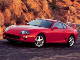 Fotos de Toyota Supra Turbo Sport Roof 15th Anniversary USA JZA80 1997