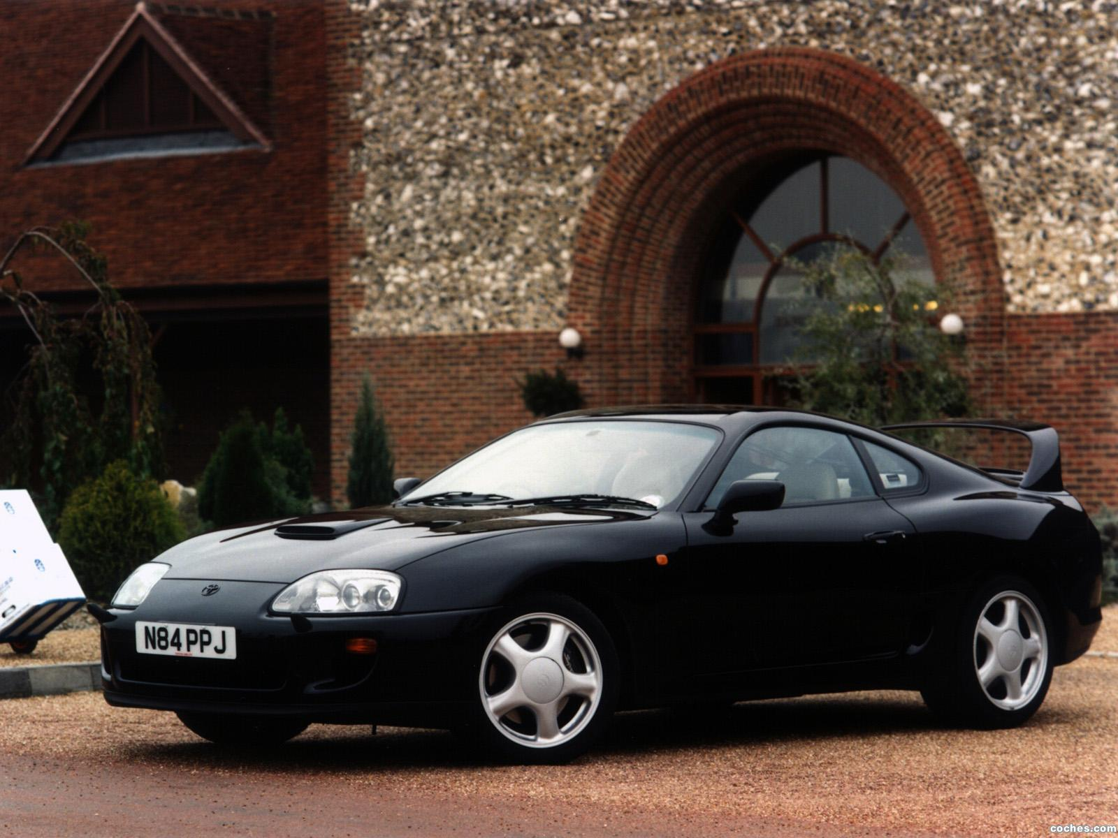 Foto 0 de Toyota Supra Turbo UK 1993