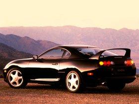 Ver foto 2 de Toyota Supra USA JZA80 1993