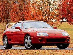 Ver foto 1 de Toyota Supra USA JZA80 1993