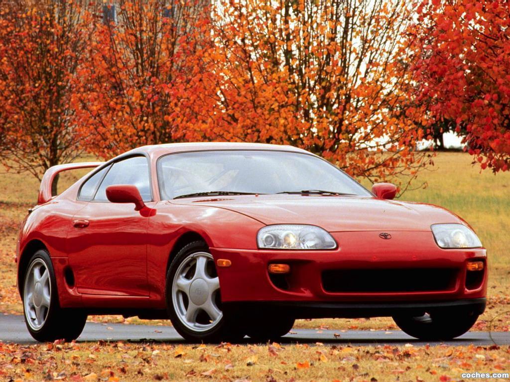 Foto 0 de Toyota Supra USA JZA80 1993