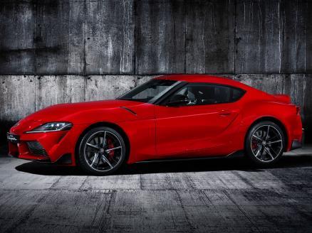 Toyota Supra Gr  3.0 Luxury