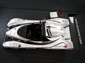 Ver foto 6 de Toyota TMG EV P001 Concept 2011