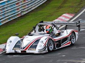 Ver foto 4 de Toyota TMG EV P001 Concept 2011
