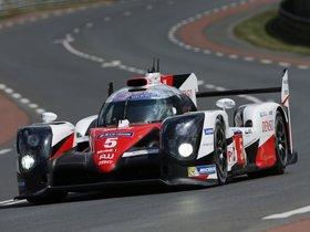 Ver foto 2 de Toyota TS050 Hybrid Le Mans Spec 2016