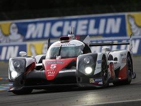 Ver foto 1 de Toyota TS050 Hybrid Le Mans Spec 2016