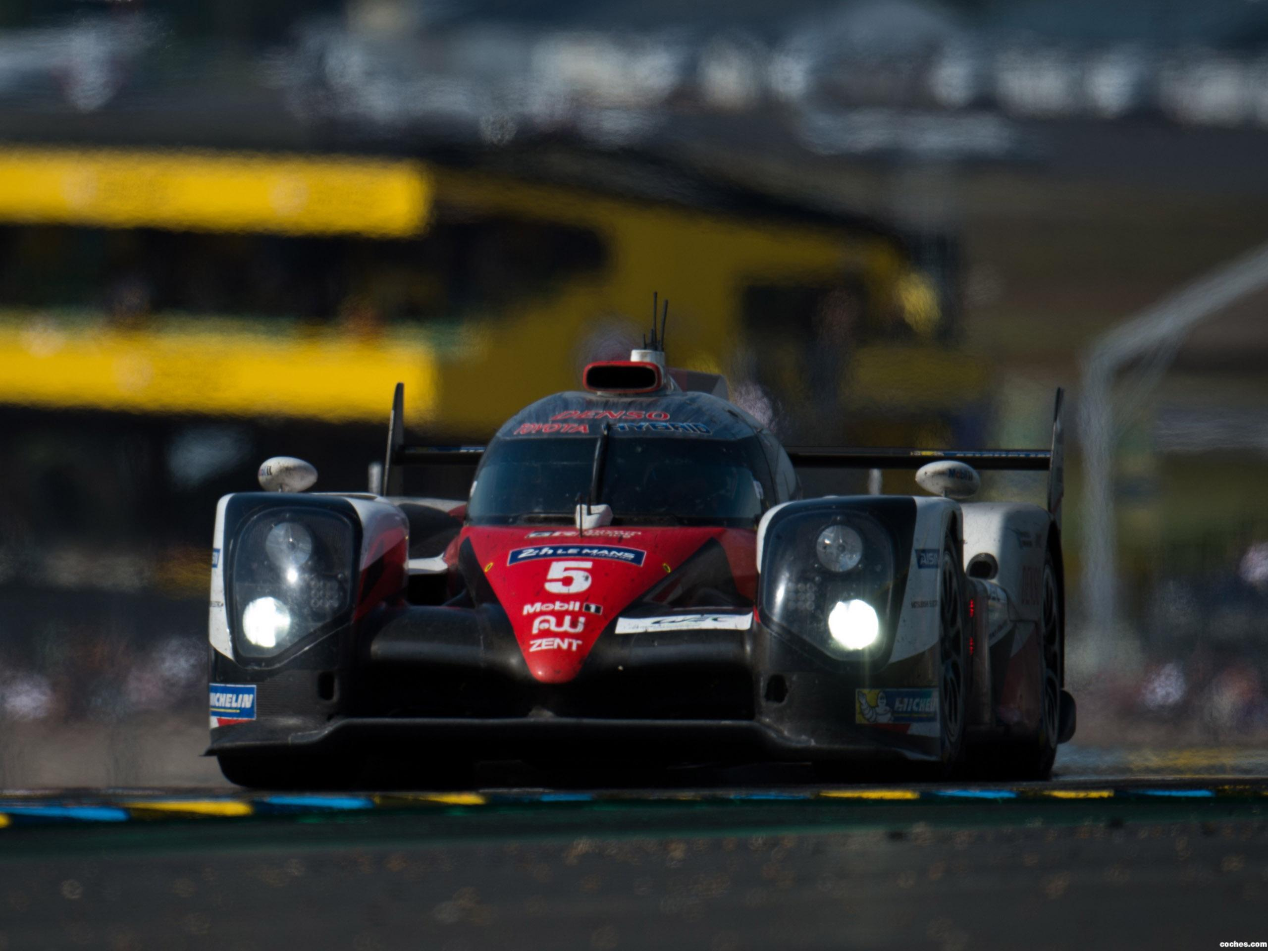 Foto 6 de Toyota TS050 Hybrid Le Mans Spec 2016