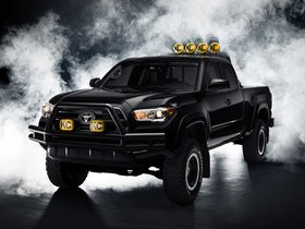 Ver foto 1 de Toyota Tacoma Back To The Future Concept 2015